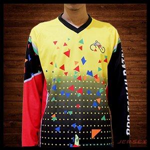 Bikin Baju Sepeda Klub BPR Bandung