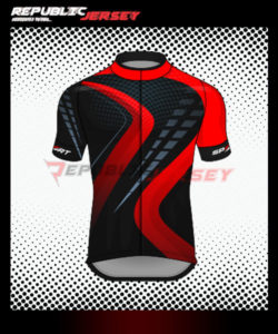 Desain Jersey Sepeda Kode FP-13